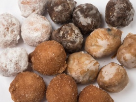 cake donut holes